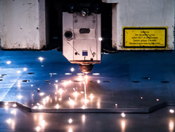 Laser Cutting Sheet Metal
